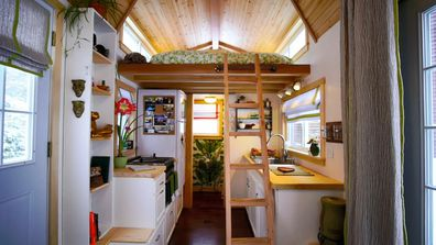 Tiny Houses, Big Living