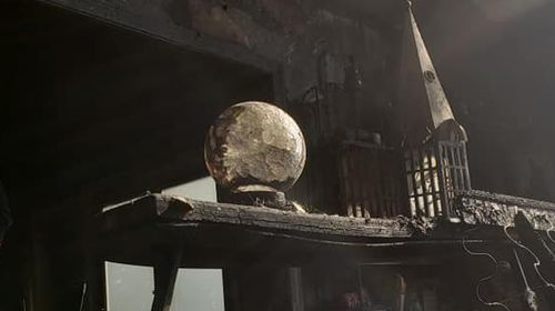 Crystal ball causes more than $320,000 worth of damage in US house fire