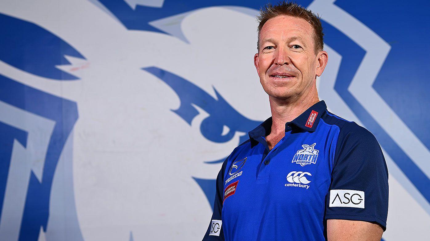 Kangaroos raise eyebrows with three-year ultimatum to incoming coach David Noble