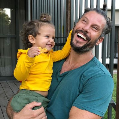 Sam Wood on how being a father changed him