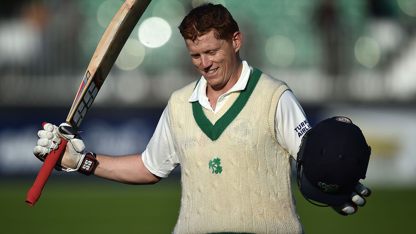 Ireland set Pakistan victory target of 160