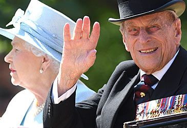 Daily Quiz: Prince Philip was exiled from which country as an infant?