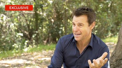 Exclusive: Rodger Corser discusses Hugh's decision to move back to Sydney