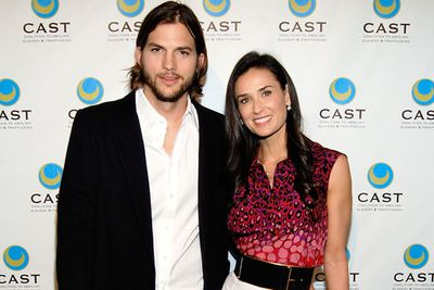 """When Ashton Kutcher was accused of cheating on wife Demi Moore in 2011, he spread the word that he was in an """"open relationship"""". But was Demi aware of this couple clause?<br/>A source close to the pair says she was! """"Ashton always talks about his open relationship with Demi... they have threesomes often,"""" they told <i>Star</i> magazine. """"They shared women, but he wasn't supposed to go off and sleep with women on his own. He said Demi had to be there and that she liked to pick the girls out."""" <br/><br/>Wonder if new-GF Mila Kunis feels the same way? <br/>"""
