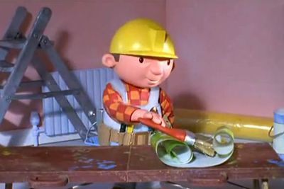 "Can we fix it? Yes we f---ing can! Bob landed in a spot of hot water in a late-'90s episode called 'Wallpaper Wendy' that appeared to show him muttering ""F---ing hell"" while struggling to put up some wallpaper. (In Bob's defence, it's pretty tricky.) <br/><br/>HIT Entertainment, the production company behind the series, insisted Bob was <I>actually</I> mumbling ""I thought this was going to be easy!"" — but later remastered the ep to remove the potentially naughty words."