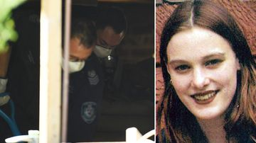 Police discover clothes under Katoomba home.