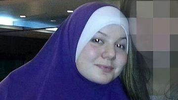 Jihadi bride Zehra Duman wants to return to Australia.
