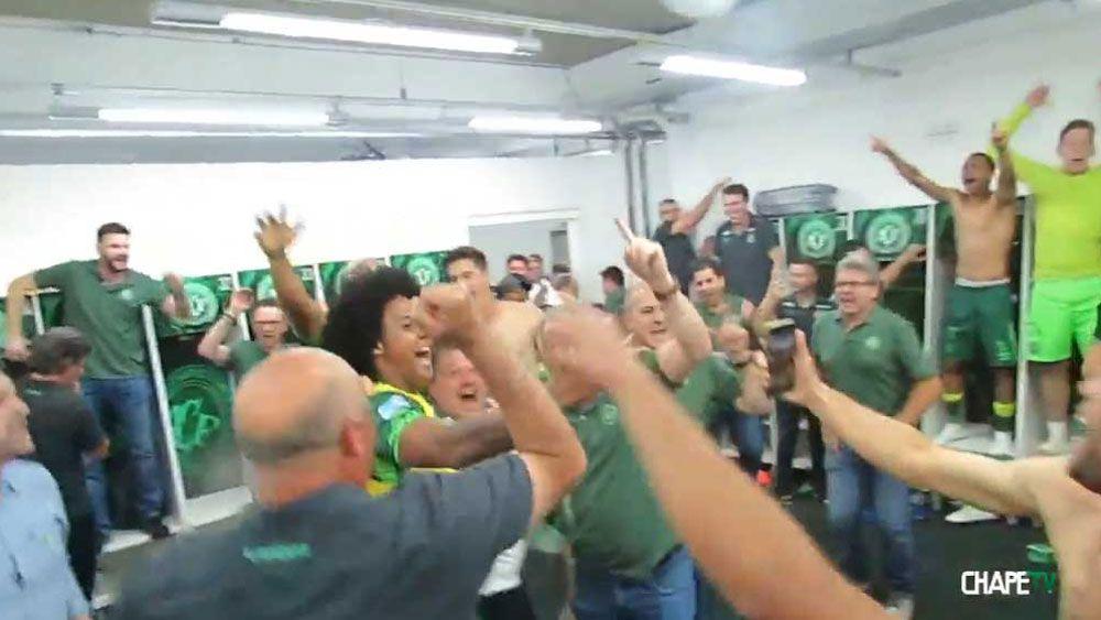 Heartbreaking footage of Brazilian underdogs