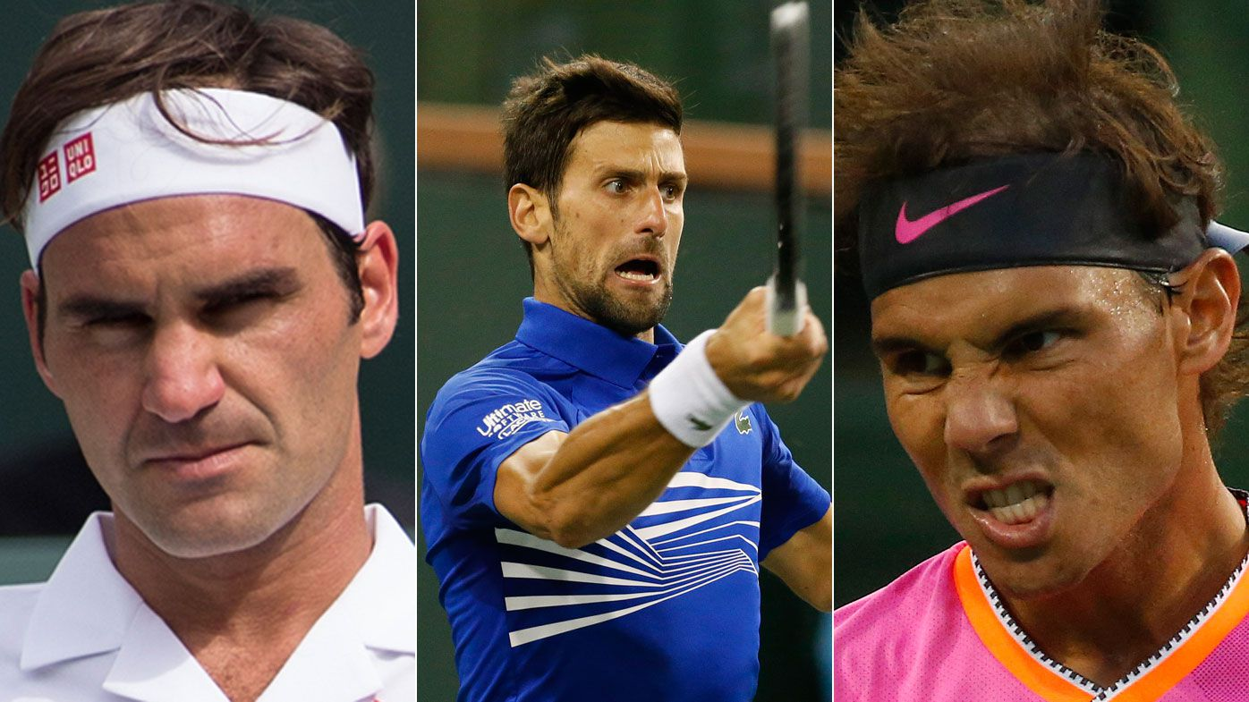 Big Three 'almost impossible' to beat at US Open, warns John McEnroe