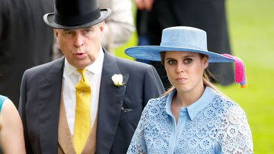 Princess Beatrice wedding Prince Andrew scandal