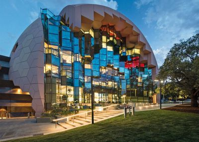 The Geelong Library and Heritage Centre by ARM Architecture