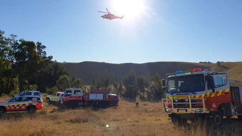 Man killed in aircraft crash in NSW's Hunter Valley