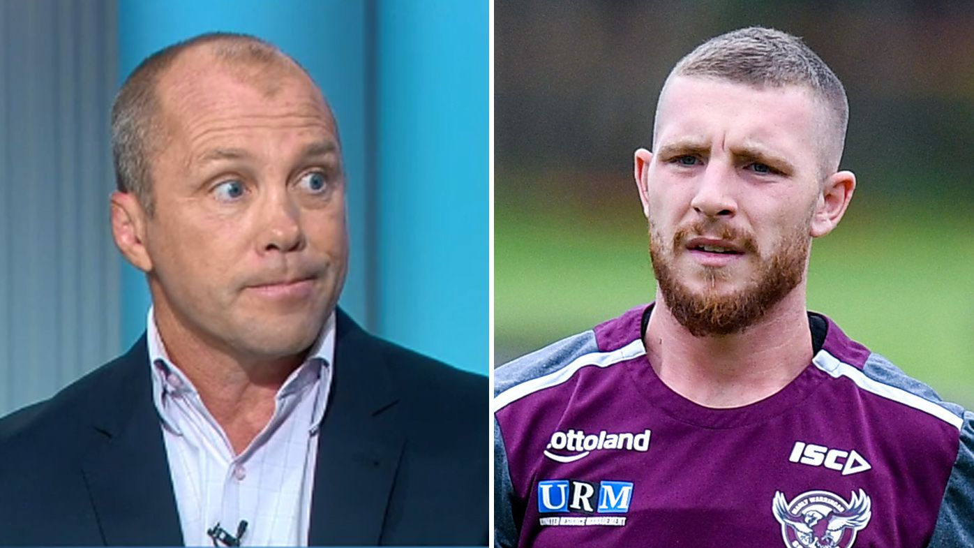 Geoff Toovey and Jackson Hastings