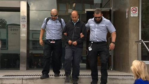 Police allege Onur Dedeoglu attacked the 17-year-old when she was  alone in his vehicle.