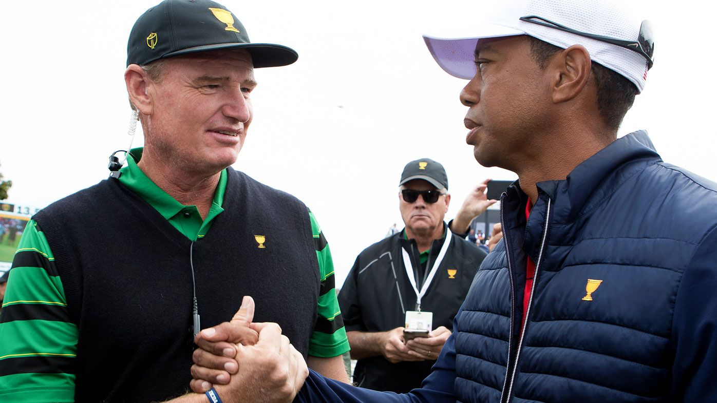Internationals captain Ernie Els rues letting Presidents Cup victory slip away