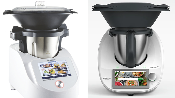 Aldi's Stirling Thermo Cooker / Thermomix T6