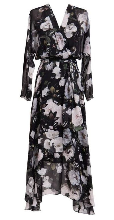 "<strong><a href=""http://www.gingerandsmart.com/eden-wrap-dress-11713.html"" target=""_blank"">Ginger and Smart</a></strong> wrap dress, $599<br />"