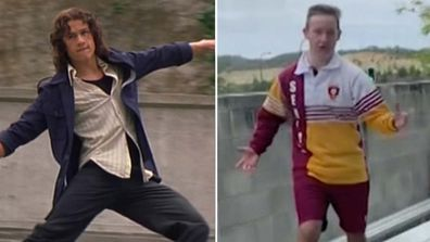 Queensland teen recreates iconic movie scenes to ask friend to formal