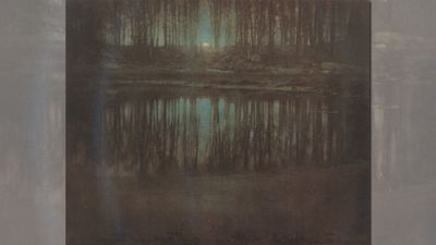'The Pond-Moonlight' (1904) by Edward Steichen sold in February 2006 for US$2,928,000 at an auction at Sotheby's New York, making it the sixth most expensive photograph ever. (Supplied)