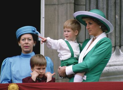 The heir vs the 'spare': Harry's impossible royal role | Princess Margaret Prince Andrew