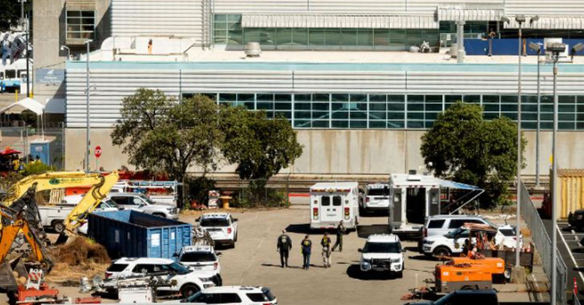 At least eight dead after shooting at rail yard in California – 9News
