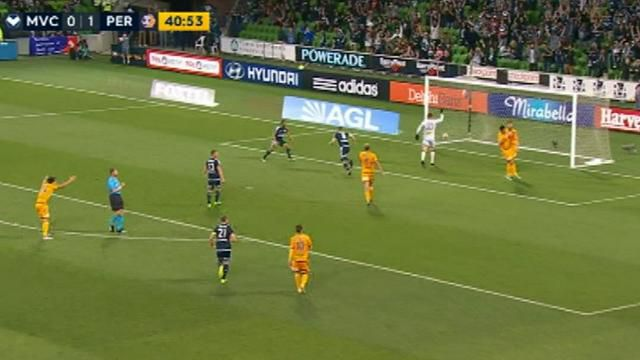 Victory can't find A-League way past Perth