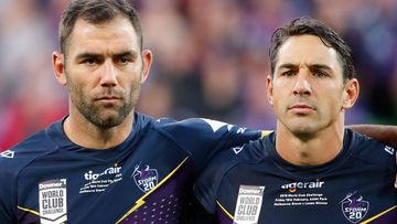 What Storm will miss most about Cam Smith