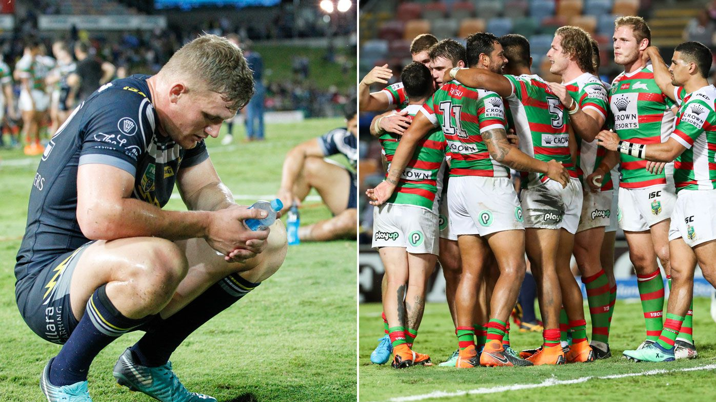 South Sydney edge past Cowboys in Townsville thriller