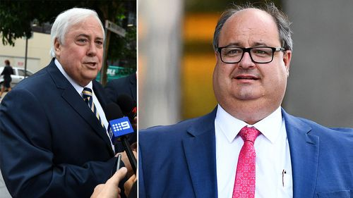 Palmer back in court over nephew's no-show