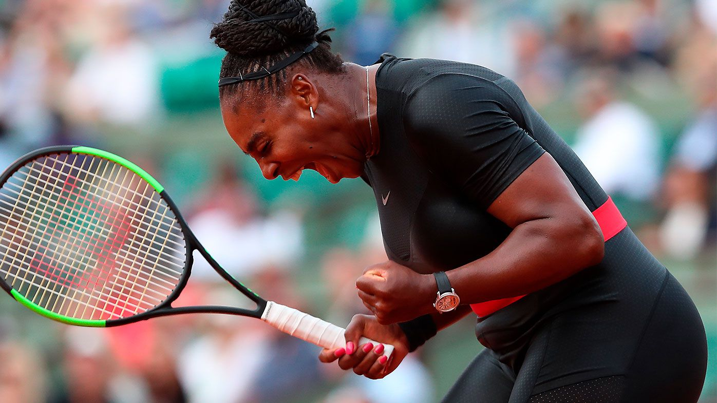 Serena Williams no longer allowed to wear catsuit at French Open