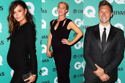 """<i>Offspring</i> star Asher Keddie surprised everyone with her baby bump at last night's <i>GQ</i> Men of the Year Awards at Sydney's Ivy Ballroom. The 40-year-old told news.com.au she's """"thrilled"""" to be pregnant with her first child to her artist husband Vincent Fantauzzo.<br/><br/>Swimming legend Ian Thorpe also made an appearance, taking out <i>GQ</i>'s biggest gong, the Man of Influence award. James Franco's actor brother Dave Franco was the night's international guest, while Cheyenne Tozzi was named <i>GQ</i>'s Woman of the Year.<br/><br/>What a night! See all the pics...<br/><br/>Images: Getty. Author: Adam Bub. <b><a target=""""_blank"""" href=""""http://twitter.com/TheAdamBub"""">Follow on Twitter</a></b>."""