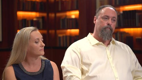 The Jones' heartache is shared by Christian and Kylie, whose daughter, Rosie, was the youngest victim of last year's killer flu. (60 Minutes)
