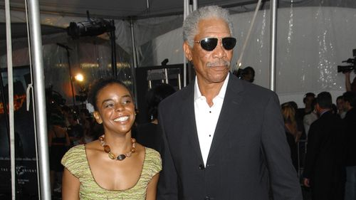 Morgan Freeman's granddaughter stabbed to death by 'emotionally disturbed' man in New York City