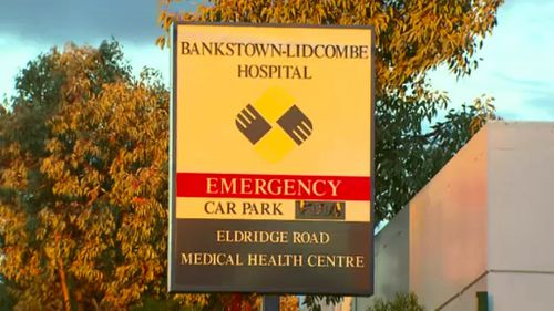 A baby has died after being given the wrong gas at Bankstown Hospital. (9NEWS)
