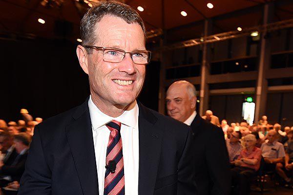 Grant O'Brien (AAP).