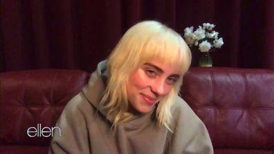 Billie Eilish discusses her surprising new look