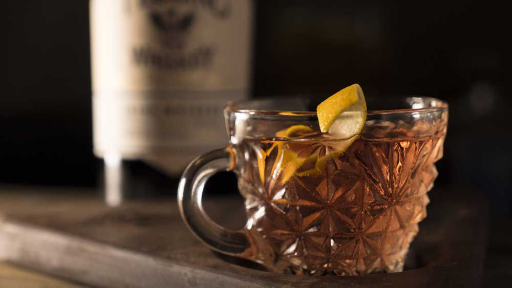 Teeling old fashioned