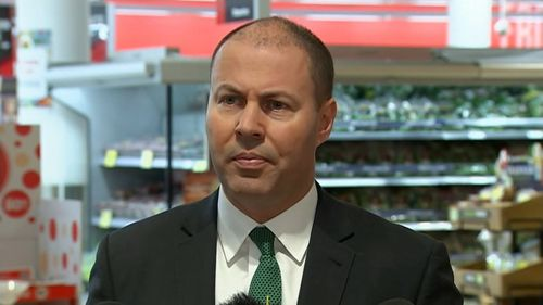 Energy Minister Josh Frydenberg is facing a two-front battle to win support for National Energy Guarantee.