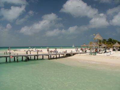 17. Playa Norte - Isla Mujeres, Mexico