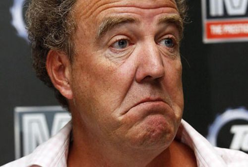 Top Gear's Jeremy Clarkson. (AAP)