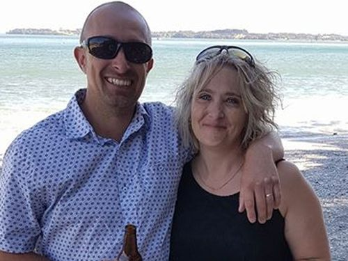 Abbie Harley's husband, Richard had asked the New Zealand government to help get her home but they refused.