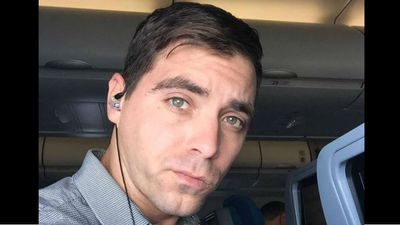 <p>Edward Sotomayor Jr, 34 years old, a national brand manager for travel agency, ALandCHUCK.</p>