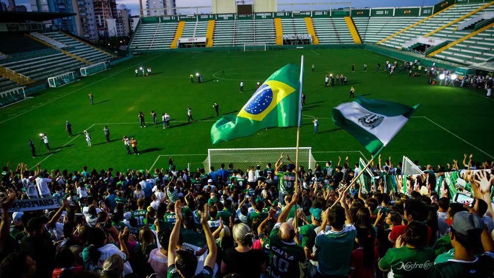 Rivals offer loan players to Chapecoense