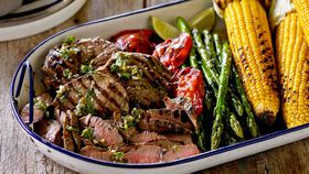 Chilean marinated lamb