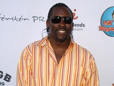 Deezer D attends the Pre-Emmy Style Lounge in 2005.