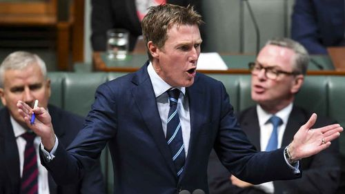 Investigate Christian Porter for bribery, Labor tells AFP