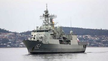 HMAS Warramunga. (Facebook)