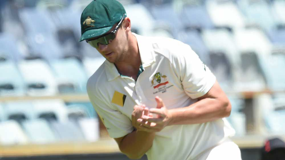 Sloppy fielding a concern for Aussies