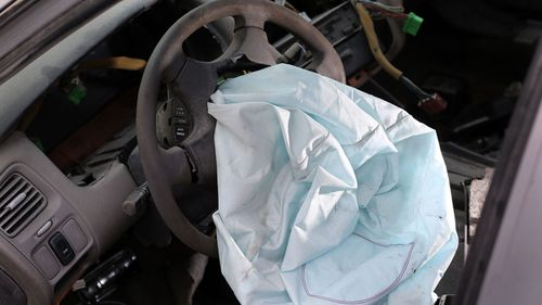 There is an ongoing recall on Takata airbags.