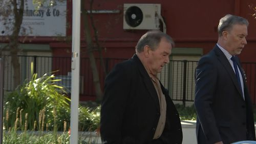 Michael Ryan has vowed he'll never drive a bus again. Picture: 9NEWS